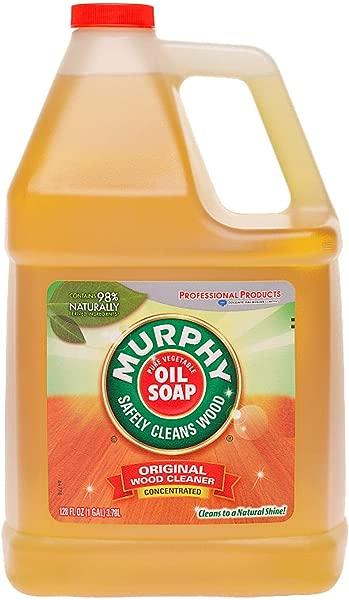 Murphy Oil Soap Liquid 1 Gallon 128 Fl Oz Pack Of 2