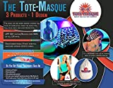 Tote Masque UV Tanning Face Protection Mask