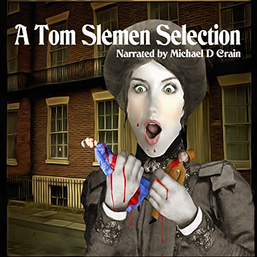 A Tom Slemen Selection audiobook cover art