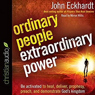 Ordinary People, Extraordinary Power audiobook cover art