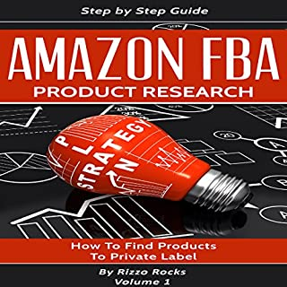 Amazon FBA: Product Research cover art