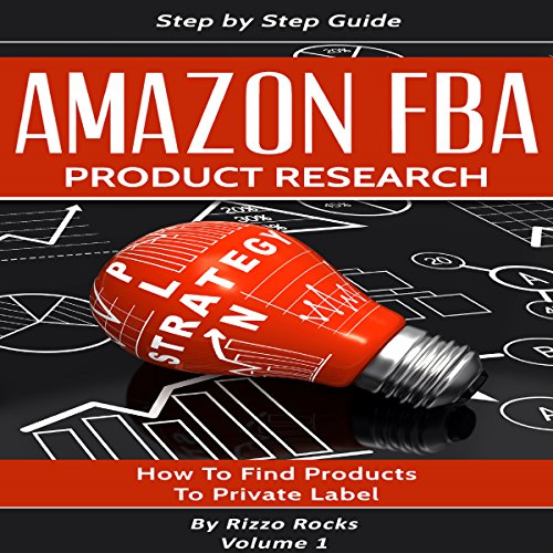 Amazon FBA: Product Research audiobook cover art