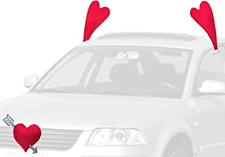 Best valentine car decorations Reviews