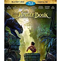 The Jungle Book (Blu-ray + DVD) Deals