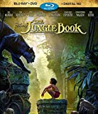 The Jungle Book (BD + DVD + Digital HD) [Blu-ray] Neel Sethi (Actor), Bill Murray (Actor), Jon Favreau (Director) Rated: PG Format: Blu-ray