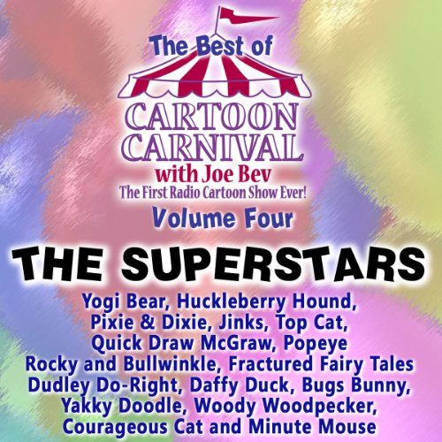The Best of Cartoon Carnival, Volume 4 cover art