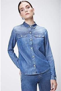 dfe8728a0e Moda - Damyller - Camisas e Blusas   Roupas na Amazon.com.br