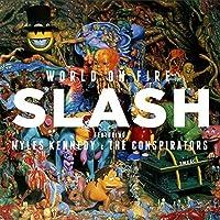 World on Fire by SLASH (2014-09-10)