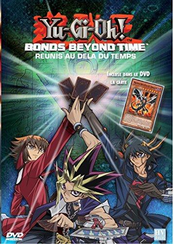 Yu-Gi-Oh: Bonds Beyond Time - Reunis au delà du Temps (Incluse dans le DVD la Carte)