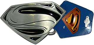 Canada Ontario Licensed Superman3D Red /& Yellow Superman Logo Belt Buckle for Belts by Canada Buckles ~ Ships from Cornwall