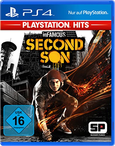 InFamous:Second Son - PlayStation Hits - [PlayStation 4]