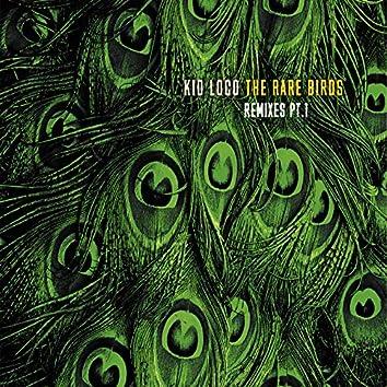 The Rare Birds Remixes, Pt. 1