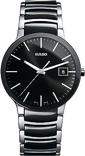 Rado R30934162 – Montre pour Homme avec Bracelet en Acier Inoxydable Noir