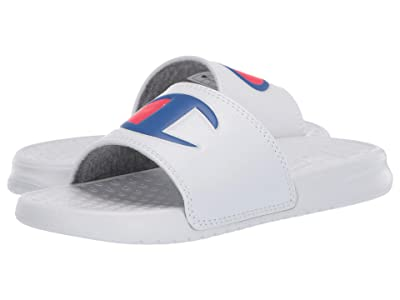 Champion Kids Super Slide (Little Kid) (White) Kid