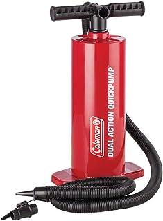 Coleman Bomba para INFLAR Manual Dual Action Quick Pump