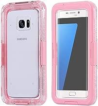 Underwater Waterproof Shock Dirtproof Clear Case Cover For Samsung Galaxy S3 PINK