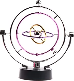 Baosity Perpetual Motion Revolving Cosmos Orbital Asteroid Physics Desk Office Toys