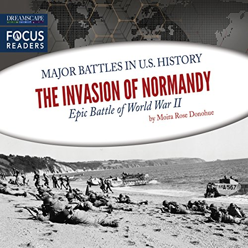 The Invasion of Normandy audiobook cover art