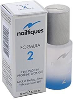 Nailtiques Formula 2 Protein, 0.5 oz