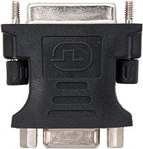 NANOCABLE 10.15.0704 - Adaptador DVI a SVGA, Macho-Hembra, 24+5/M-HDB15/H, Negro