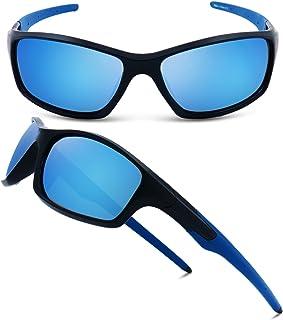 Sponsored Ad - Moresun TAC Polarized Revo Sports Sunglasses Shades for Men Women Outdoor Baseball Cycling Running Fishing ...