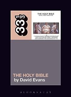 holy bible manics