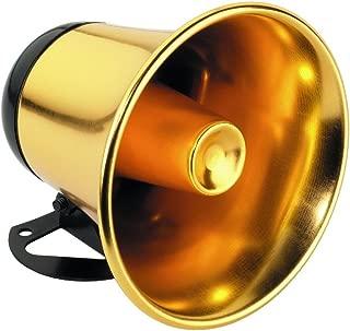 Fydun Negro 20W Mini Altavoz para autom/óvil Audio Altavoz redondo adhesivo Altavoz para autom/óvil con pegamento Altavoz de audio de baja potencia altamente sensible Altavoz