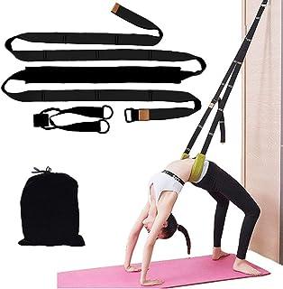 Price Xes Yoga Waist Back Stretch Band - Door Flexibility Tensile Multifunction Assist Training, Yoga Leg Stretcher Strap ...