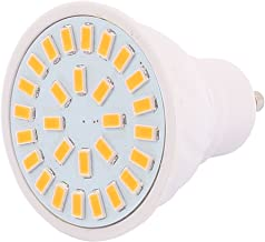 X-DREE 220V GU10 LED Light 4W 5730 SMD 28 LEDs Spotlight Down Lamp Bulb Warm White (4dadcf75-a222-11e9-8d7c-4cedfbbbda4e)