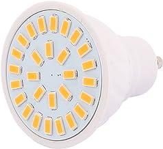 X-DREE 220V GU10 LED Light 4W 5730 SMD 28 LEDs Spotlight Down Lamp Bulb Warm White (4dadcf75-a222-11e9-8d7c-4cedfbbbda4e)