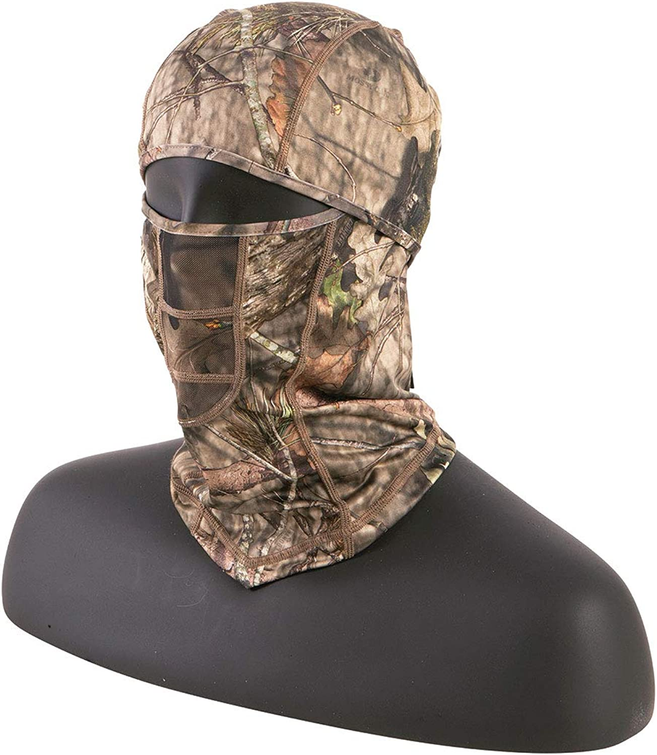 Allen Company Camo Balaclava Face Mask with Mesh - Mossy Oak Break-Up Country