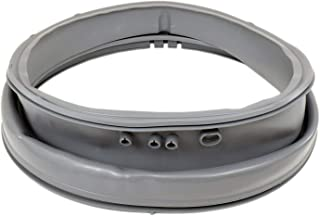 NEW 4986ER0004 SealPro compatible Washing Machine Door Boot Gasket for LG Kenmore with Drain Port 4986ER0004J, 4986ER0004K, 4986ER0004F and 4986ER0004N - 1 YEAR WARRANTY