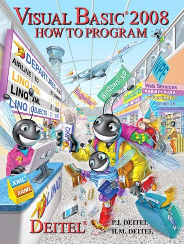 Download Visual Basic 2008 How to Program (Pearson Custom Computer Science) 013605305X