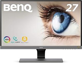 BenQ モニター ディスプレイ EW277HDR HDR対応/27インチ/VA/4ms/D-Sub,HDMI/スピーカー搭載