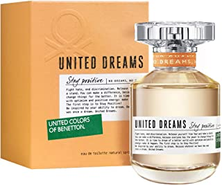 United Dreams Stay Positive for Women , 80ml