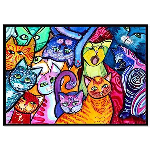 Malloom-Bekleidung 5d 3D 6d 4d d5 voll Diamant Painting zubehör Full groß Weihnachten Bilder DIY setkinder Katze Tiger Pferd Strass Einhorn