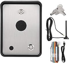 Intercomunicador de audio GSM, Controlador de acceso de apertura de puerta a prueba de lluvia Sistema de control de acceso...