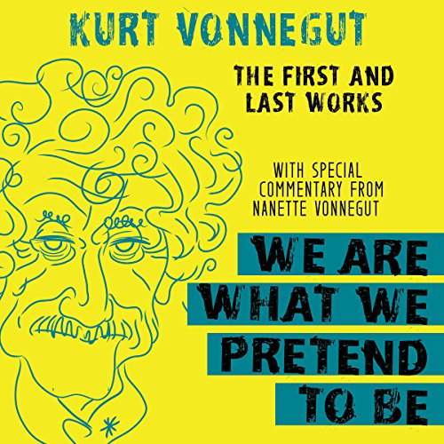 We Are What We Pretend to Be audiobook cover art