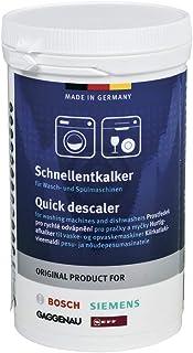 Bosch Snelle wasmachine/vaatwasser-ontkalker