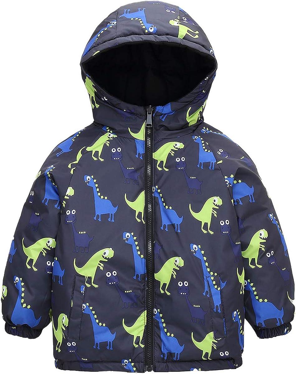 Happy Cherry Kids Hoodie Coats Girls Max 72% OFF Fresno Mall Lightweigh Winter Boys Baby