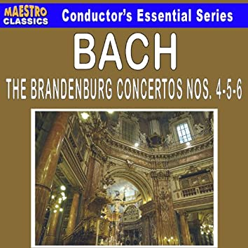 Bach: Brandenburg Concertos, No. 4-6