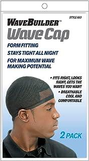 WaveBuilder Wave Cap | Promotes Healthy and Uniform Hair Wav