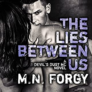 The Lies Between Us audiobook cover art