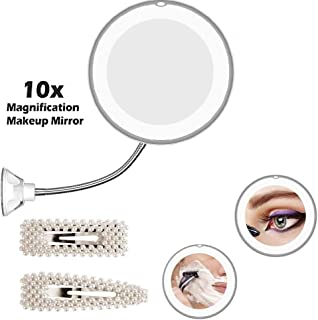 makeup mirror suction cup