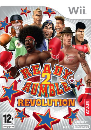 Atari Ready 2 Rumble, Revolution - Wii