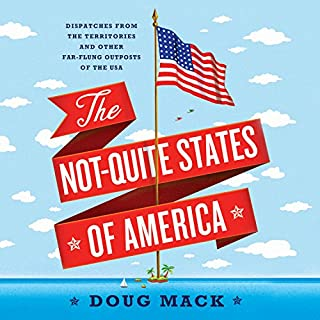 The Not-Quite States of America cover art
