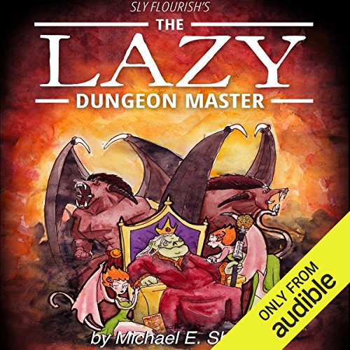 Sly Flourish's The Lazy Dungeon Master cover art