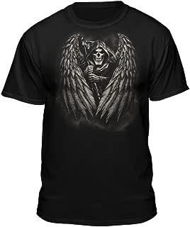 Hate Eternal Men's Grim Reaper Wings T-Shirt