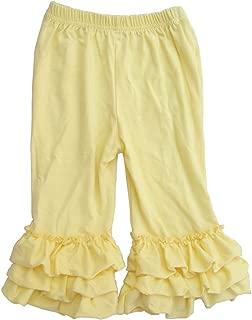 yellow icing pants