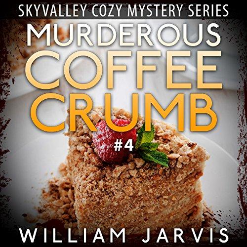 Murderous Coffee Crumb audiobook cover art